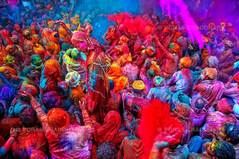 Holi Pictures 2016