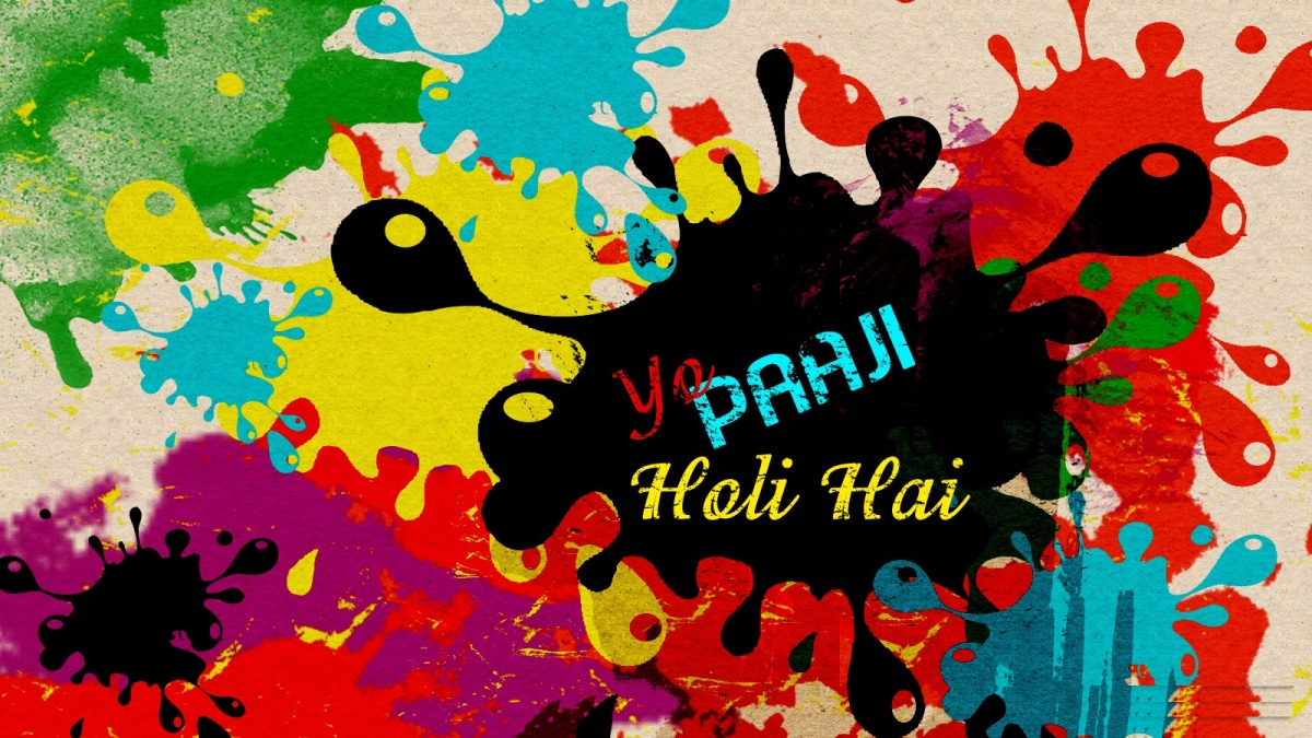 Happy Holi 2016 Images Quotes Sms Wishes Photos Greetings